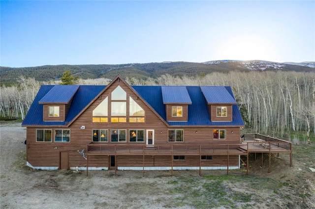 70 Sheep Creek Trail, Fairplay, CO 80440 (MLS #S1027429) :: Colorado Real Estate Summit County, LLC
