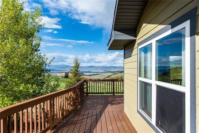 484 Grand County Road 1931, Kremmling, CO 80459 (MLS #S1027431) :: Colorado Real Estate Summit County, LLC