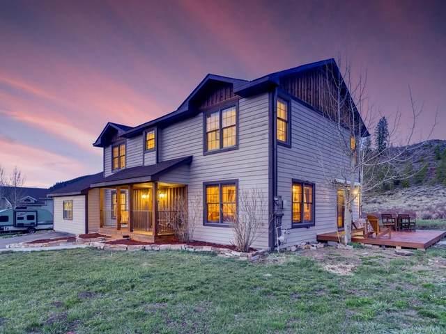 386 Lake View Circle E, Breckenridge, CO 80424 (MLS #S1027440) :: Dwell Summit Real Estate