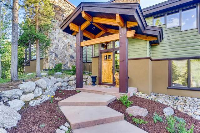 1745 Red Hawk Road, Silverthorne, CO 80498 (MLS #S1027449) :: Dwell Summit Real Estate