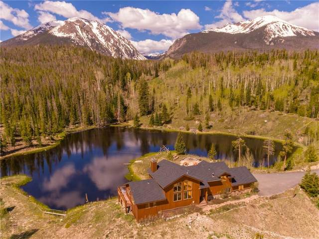 632 Garnet Road, Silverthorne, CO 80498 (MLS #S1027466) :: Clare Day with LIV Sotheby's International Realty