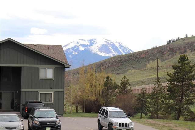 863 Straight Creek Drive #206, Dillon, CO 80435 (MLS #S1027467) :: Colorado Real Estate Summit County, LLC