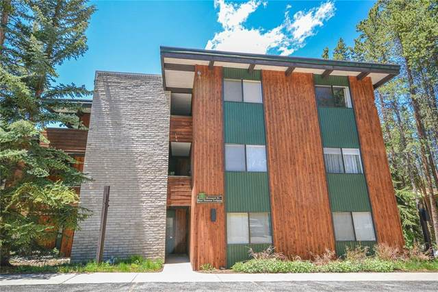 935 Columbine Drive #102, Breckenridge, CO 80424 (MLS #S1027470) :: Clare Day with LIV Sotheby's International Realty
