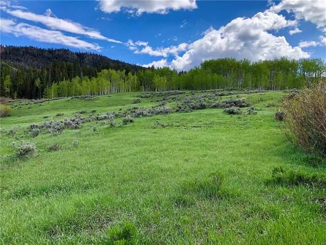 10250 C.R. 134, Kremmling, CO 80459 (MLS #S1027471) :: Colorado Real Estate Summit County, LLC