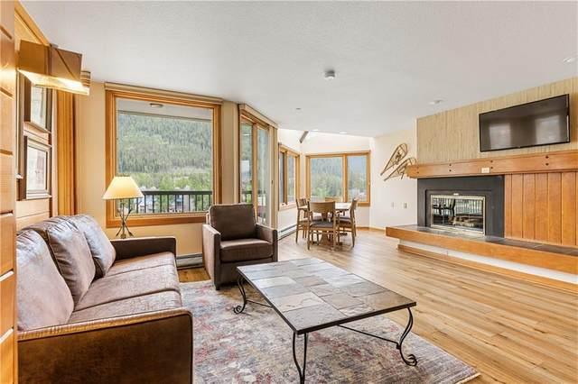 22080 Us Hwy 6 #1498, Keystone, CO 80435 (MLS #S1027483) :: Dwell Summit Real Estate