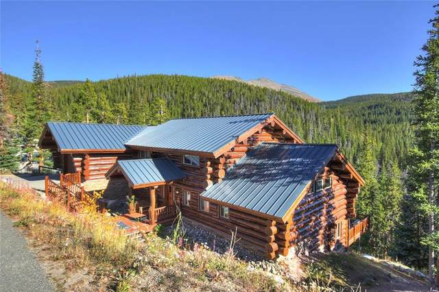377 S Fuller Placer Road, Breckenridge, CO 80424 (MLS #S1027504) :: Clare Day with LIV Sotheby's International Realty