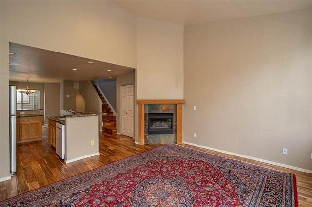 77 Spyglass Lane #77, Silverthorne, CO 80498 (MLS #S1027508) :: eXp Realty LLC - Resort eXperts