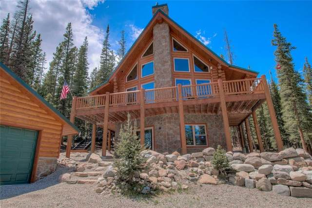 395 Miners Way, Fairplay, CO 80440 (MLS #S1027513) :: Colorado Real Estate Summit County, LLC