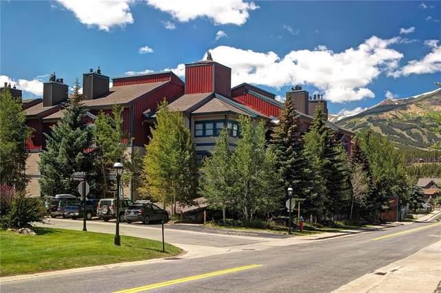 107 N Harris Street #203, Breckenridge, CO 80424 (MLS #S1027514) :: Colorado Real Estate Summit County, LLC