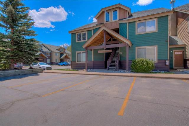 700 Lakepoint Drive A1, Frisco, CO 80443 (MLS #S1027515) :: Colorado Real Estate Summit County, LLC