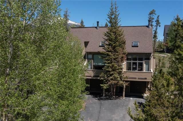435 Belford Street C, Frisco, CO 80443 (MLS #S1027522) :: Colorado Real Estate Summit County, LLC
