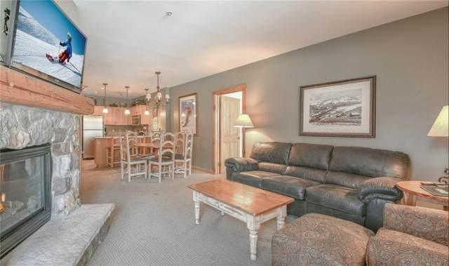 150 Dercum Square #8477, Keystone, CO 80435 (MLS #S1027523) :: Colorado Real Estate Summit County, LLC