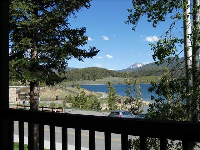 244 Lodgepole Street #23, Dillon, CO 80435 (MLS #S1027528) :: eXp Realty LLC - Resort eXperts