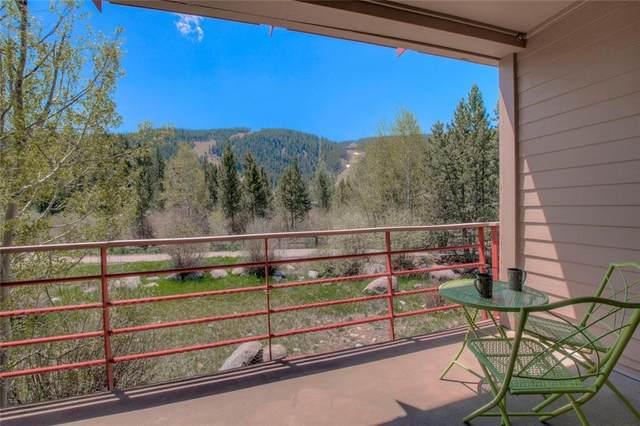 22824 Us Highway 6 #503, Keystone, CO 80435 (MLS #S1027529) :: Colorado Real Estate Summit County, LLC