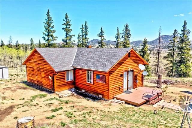 2151 Buffalo Ridge Road, Como, CO 80432 (MLS #S1027532) :: eXp Realty LLC - Resort eXperts