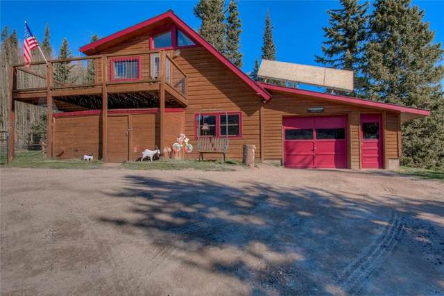 2081 River Road, Alma, CO 80420 (MLS #S1027545) :: eXp Realty LLC - Resort eXperts