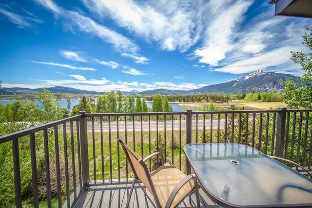 1610 Lakeview Terrace 301A, Frisco, CO 80443 (MLS #S1027555) :: Colorado Real Estate Summit County, LLC