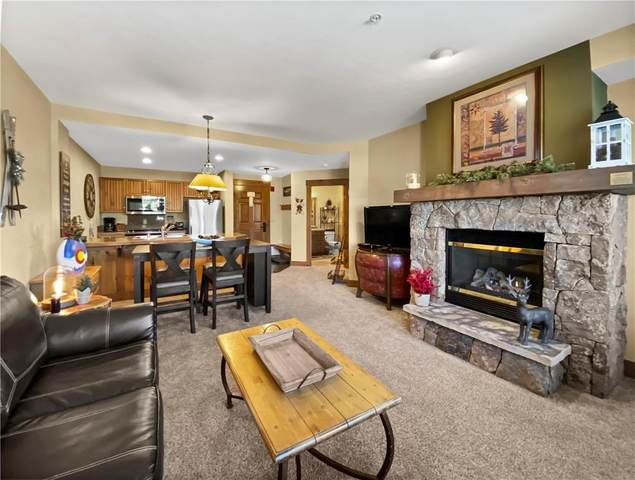 50 Mountain Thunder Drive #1213, Breckenridge, CO 80424 (MLS #S1027556) :: Clare Day with LIV Sotheby's International Realty
