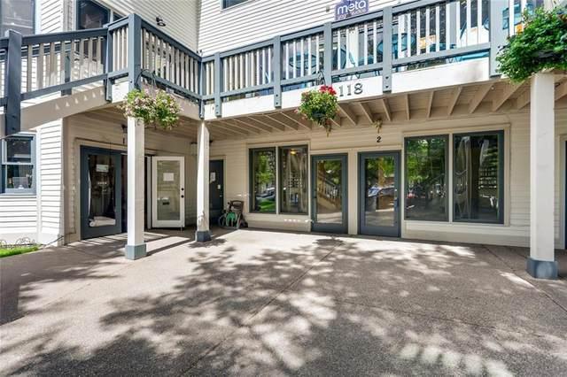 118 S Ridge Street #2, Breckenridge, CO 80424 (MLS #S1027558) :: Colorado Real Estate Summit County, LLC