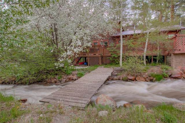 56 Denises Way, DUMONT, CO 80436 (MLS #S1027562) :: Dwell Summit Real Estate