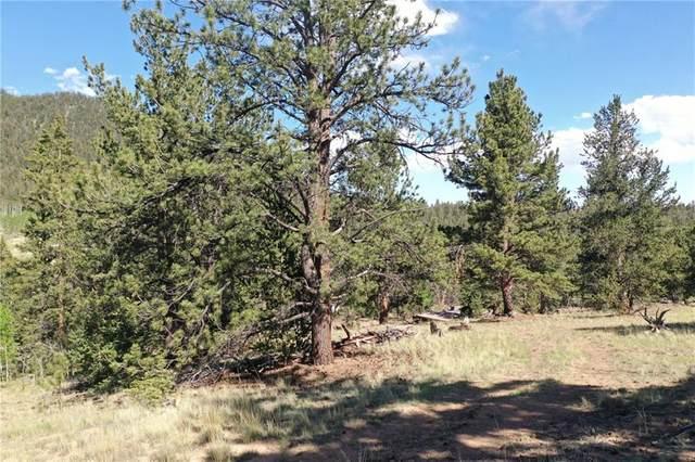 1744 Ute Trail, Como, CO 80432 (MLS #S1027564) :: eXp Realty LLC - Resort eXperts