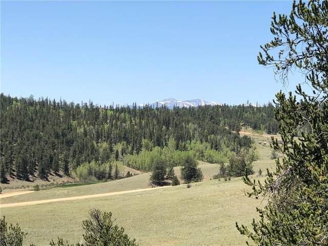 534 Breech Trail, Como, CO 80432 (MLS #S1027566) :: eXp Realty LLC - Resort eXperts