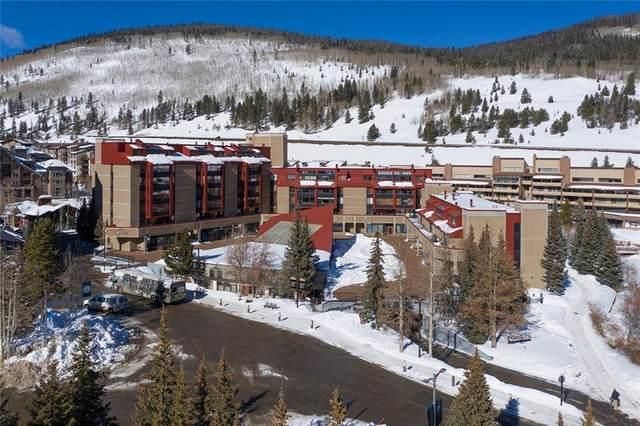 189 Ten Mile Circle 731D, Copper Mountain, CO 80443 (MLS #S1027577) :: Colorado Real Estate Summit County, LLC