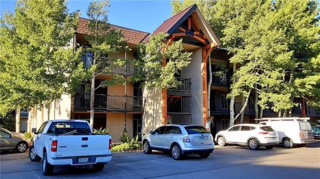 1127 9000 Divide Road #107, Frisco, CO 80443 (MLS #S1027584) :: eXp Realty LLC - Resort eXperts