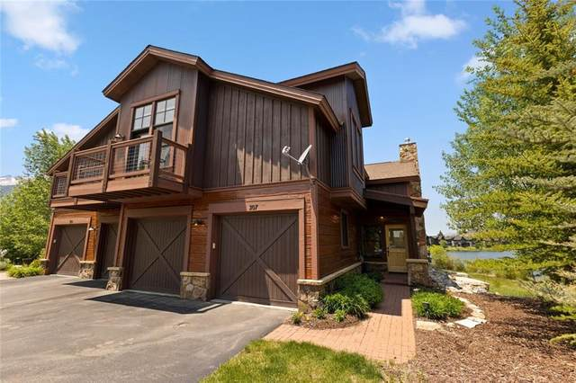 307 Bald Eagle Road #307, Silverthorne, CO 80498 (MLS #S1027587) :: Dwell Summit Real Estate