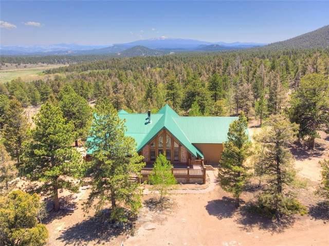 206 Badger Circle, LAKE GEORGE, CO 80827 (MLS #S1027599) :: Colorado Real Estate Summit County, LLC