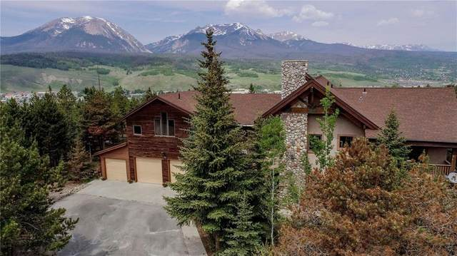 407 Cr 2020, Silverthorne, CO 80498 (MLS #S1027602) :: Dwell Summit Real Estate