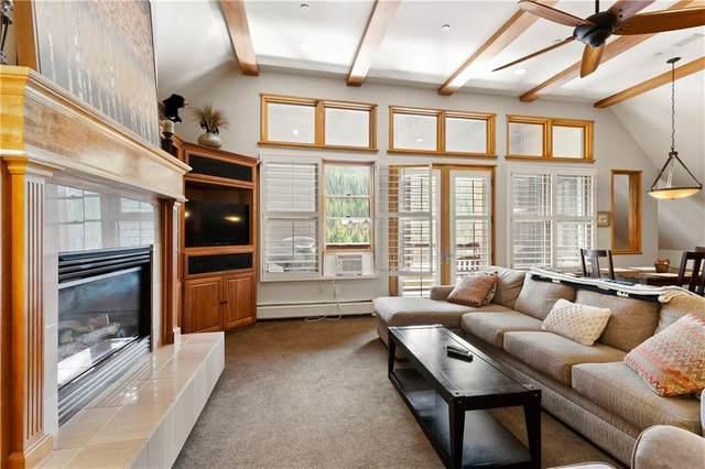 129 River Run Road #8077, Keystone, CO 80435 (MLS #S1027603) :: Dwell Summit Real Estate