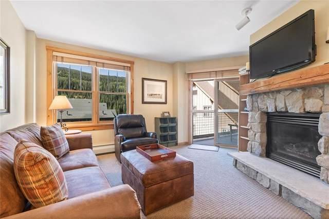 100 Dercum Square #8400, Keystone, CO 80435 (MLS #S1027604) :: Colorado Real Estate Summit County, LLC