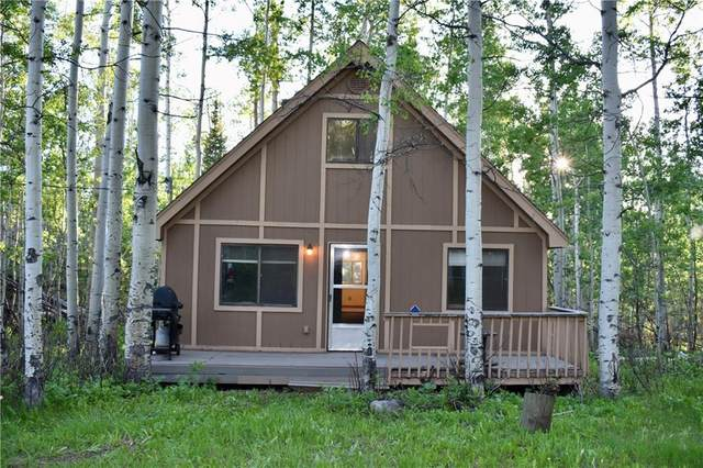1261 County Road 2416, Kremmling, CO 80459 (MLS #S1027605) :: Clare Day with LIV Sotheby's International Realty