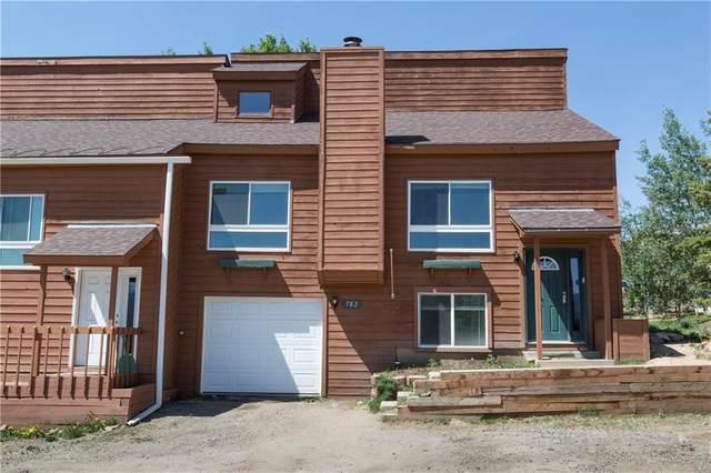 782 Ryan Gulch Road, Silverthorne, CO 80498 (MLS #S1027608) :: eXp Realty LLC - Resort eXperts