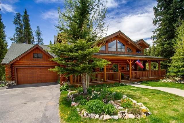 155 River Park Drive, Breckenridge, CO 80424 (MLS #S1027627) :: Colorado Real Estate Summit County, LLC