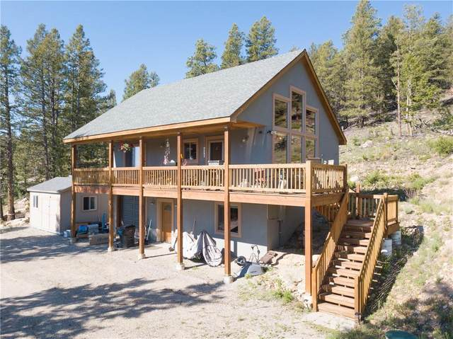 3085 Redhill Road, Fairplay, CO 80440 (MLS #S1027635) :: Colorado Real Estate Summit County, LLC