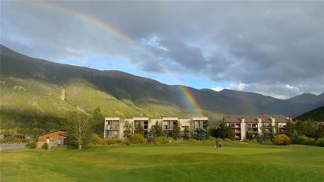 35 Wheeler Place #115, Copper Mountain, CO 80443 (MLS #S1027654) :: eXp Realty LLC - Resort eXperts