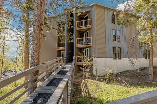 2100 Lodge Pole Circle #107, Silverthorne, CO 80498 (MLS #S1027664) :: eXp Realty LLC - Resort eXperts