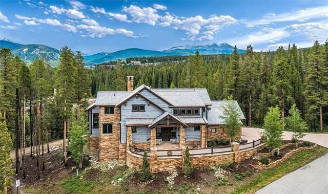 355 Snowflake Drive, Breckenridge, CO 80424 (MLS #S1027683) :: eXp Realty LLC - Resort eXperts