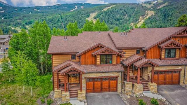 217 Caravelle Drive #11, Keystone, CO 80435 (MLS #S1027688) :: Dwell Summit Real Estate