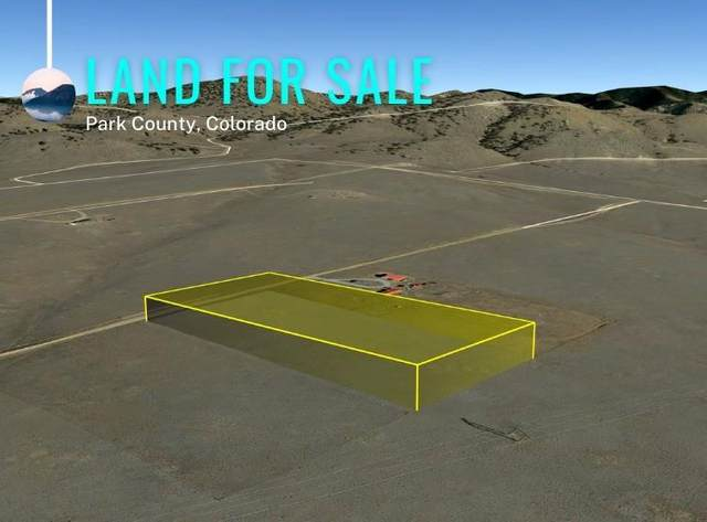 1480 Larimer Road, Hartsel, CO 80449 (MLS #S1027728) :: eXp Realty LLC - Resort eXperts