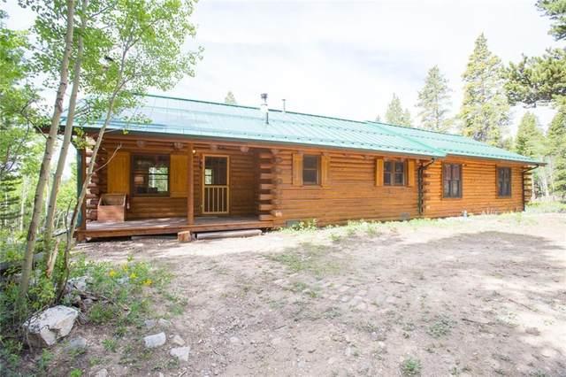 1600 Venture Road, Fairplay, CO 80440 (MLS #S1027765) :: Colorado Real Estate Summit County, LLC