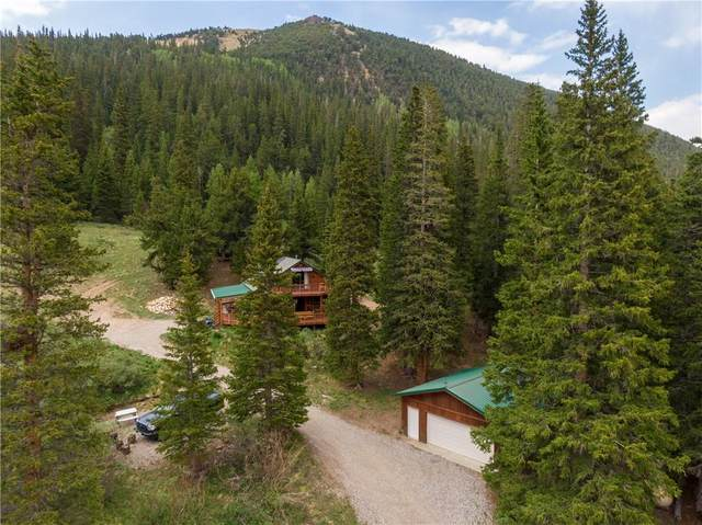 8500 County Road 18, Fairplay, CO 80440 (MLS #S1028825) :: Clare Day with Keller Williams Advantage Realty LLC