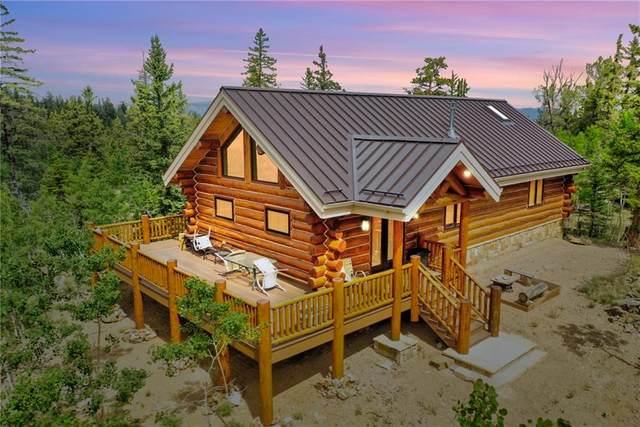 58 Bear Way, Como, CO 80432 (MLS #S1028878) :: eXp Realty LLC - Resort eXperts