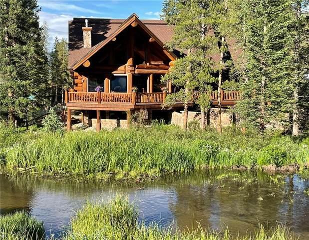 533 Blue Ridge Road, Breckenridge, CO 80424 (MLS #S1028886) :: Colorado Real Estate Summit County, LLC