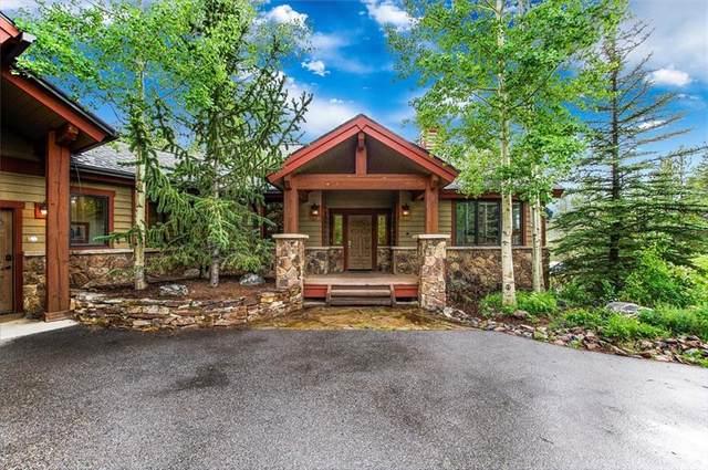 15 Rounds Road, Breckenridge, CO 80424 (MLS #S1028919) :: eXp Realty LLC - Resort eXperts