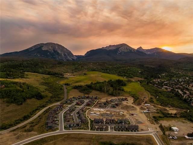 45 Rosette Way 4C, Silverthorne, CO 80498 (MLS #S1028920) :: Colorado Real Estate Summit County, LLC