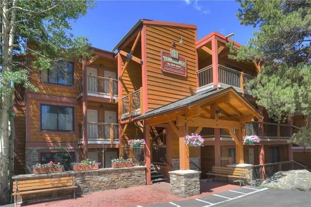 805 Columbine Drive #302, Breckenridge, CO 80424 (MLS #S1028935) :: eXp Realty LLC - Resort eXperts