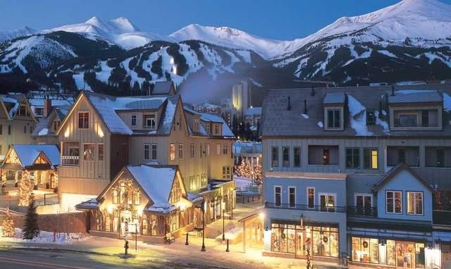 600D S Main Street 4110/WK 1, Breckenridge, CO 80424 (MLS #S1028983) :: Colorado Real Estate Summit County, LLC